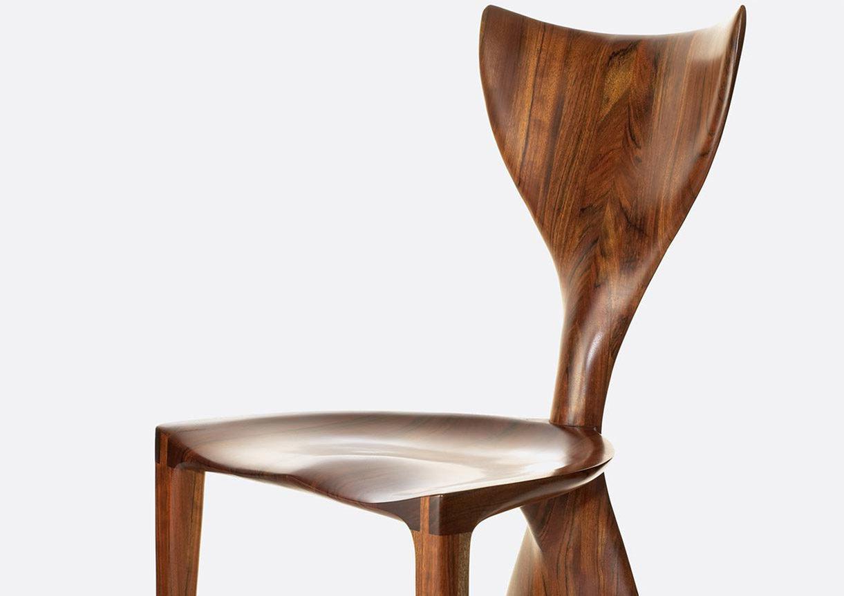 Wooden Thai Chair